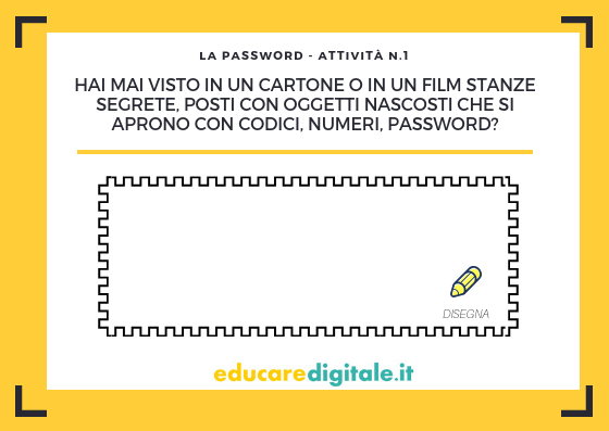 Attività password 1
