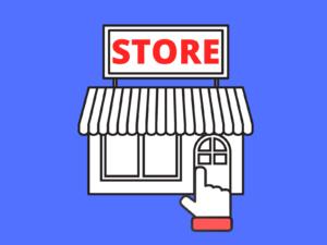 copertina negozi virtuali cosa sono