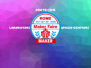 copertina maker faire creatività digitale