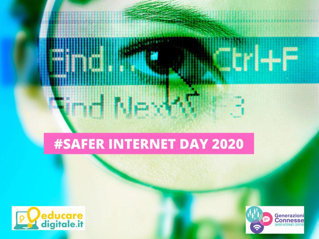 4 azioni per il safer internet day
