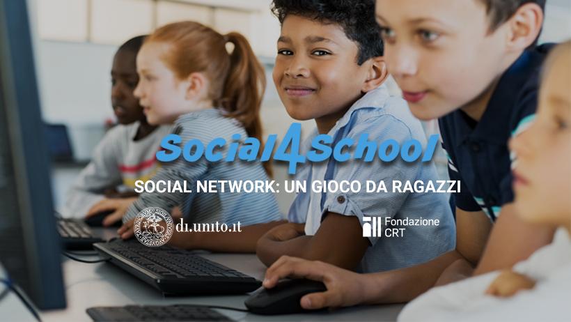 educare digitale a scuola Social4school